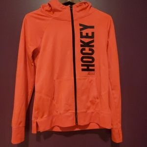 Justice hockey sweatshirt